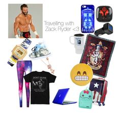 """Travelling W/ Zack Ryder"" by fluffyhales ❤ liked on Polyvore featuring Marvel, Disney, Speck, Casetify, The Northwest Company and Throwboy"