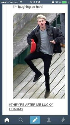 Lol Niall Horan
