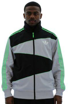 Adidas Men's Adi Firebird Originals Track Jacket Top