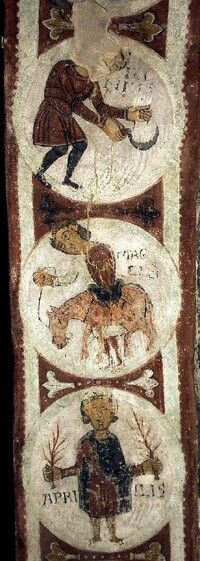 San Isidoro. Leon. SPAIN Romanesque Art, Romanesque Architecture, Rome Antique, High Middle Ages, Carolingian, Empire Romain, Early Christian, European History, Medieval Art