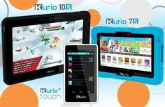 Kurio Tablets for Kids- I know what our three are getting this year!  Educational toys, Electronic Toys, Toy Solutions, Electronic Educational Toys ~~
