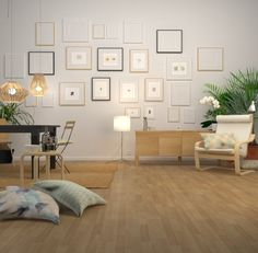 Gallery Wall, 3d, Home Decor, Architecture, Decoration Home, Room Decor, Home Interior Design, Home Decoration, Interior Design