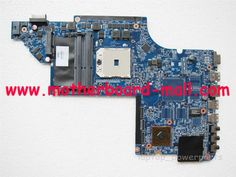 Replacement for HP 645384-001 Laptop Motherboard