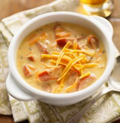 We created 12 bubbling soups, stews and chowders to celebrate ingredients from Midwest states.