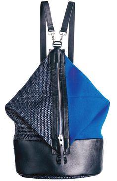 Сумка-рюкзак. Bag Backpack тут выкройка и мастер-класс http://www.handmadiya.com/2015/04/bag-backpack.html
