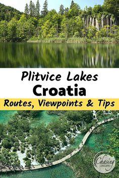 Croatia Itinerary, Croatia Travel Guide, Europe Travel Guide, Europe Destinations, Travel Guides, Holiday Destinations, Italy Travel, Plitvice Lakes National Park, European Travel