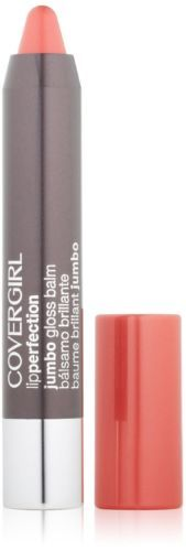 Covergirl Lip perfection Jumbo Gloss Balm, apricot twist #240.  My favorite color and way better than Clinique's chubby stick, plus half the price!