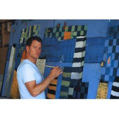 Paul Balmer - Across Lines and Shadow, 2012, 122x305cm