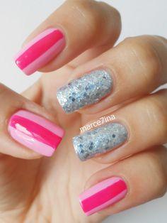 www.facebook.com/marce7ina #nails #nailart