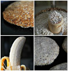 Wholehearted Eats : Cozy Banana Bread Pancakes