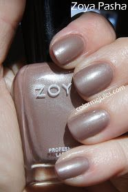 Color Me Jules: Zoya Pasha
