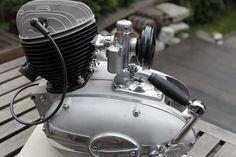 Pannonia's 250 engine