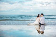 Ảnh cưới đẹp - InterContinental Danang Sun Peninsula Resort (Ngân Hà, Hải Nam)