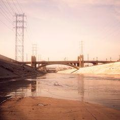 Los Angeles River LA - amazing LA river image. what a stunning strange beauty we have here in LA.   www.halfoffclothingstore.com