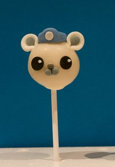 Captain Barnacles Bear Cake Pops