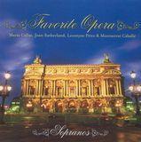 Favorite Opera: Sopranos [CD]
