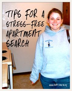 """When someone says the words """"apartment hunting,"""" what comes to mind? If you're like most others on the hunt for a place to live, something like """"stressful"""" or """"overwhelming"""" may pop into your head. But guess what? Apartment hunting doesn't have to be stressful. We've got all the tools to turn this experience into an enjoyable one. [Rent.com Blog] #apartment #renting #moving"""