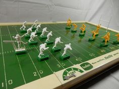 Vintage Tudor Tru Action  Electric Football Game WORKS by WesternKyRustic on Etsy