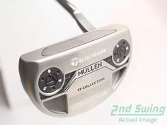 Mint TaylorMade TP Collection Mullen Putter Steel Right 35 in
