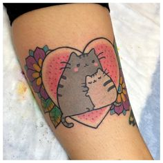 Pusheen by The Bunny Machine