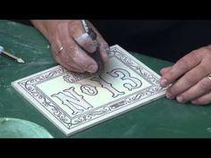 Cuerda Seca Decorative Tile by Fireclay Tile - YouTube