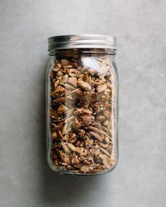 Nut'n'nola (Gluten-free Granola)
