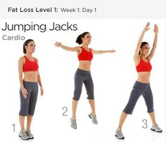 A fantastic workout regime that only requires body weight (except for the step-ups).  Comes with video demonstrations!