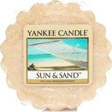 Sun & Sand Yankee Candle Single Tart