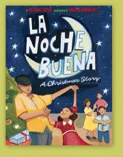 Celebrate the holiday season with the festive book LA NOCHE BUENA: A Christmas Story by Antonio Sacre, illustrated by Angela Dominguez. La Noche Buena – the Good Night shows how a little girl celebrates Christmas Eve with her Cuban relatives in Miami's neighborhood of Little Havana. http://www.antoniosacre.com