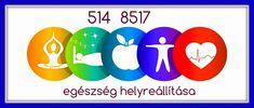 egészség helyreállítása (KVM fotó) Tv, Logos, Tvs, Logo, Television Set