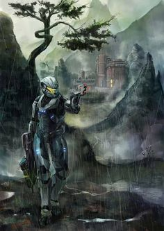 Spartan III on Reach