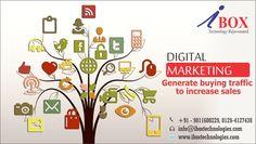 Get the best #DigitalMarketing services at www.iboxtechnologies.com/digital-marketing.aspx