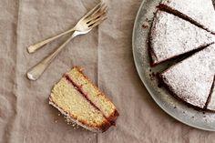 Buckwheat and Apple Cake (Schwarzplententorte), a recipe on Food52