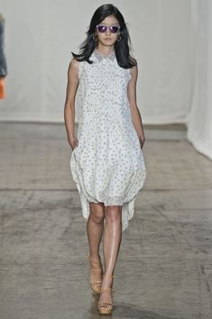 Rebecca Taylor Spring 2013 Ready-to-Wear collection.