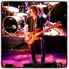 Glenn Hughes @glenn_hughes LIVE onstage last night @ Whisky A Go Go, West Hollywood ~ March 27th, 2013.