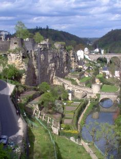 Luxembourg - This is where my grandmother was born:)