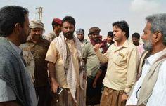 اخر اخبار اليمن - وكيل أول حضرموت يتفقد مشاريع خدمية في مديرية الريدة وقصيعر