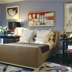 Transitional (Eclectic) Bedroom by Gregga Jordan Smieszny