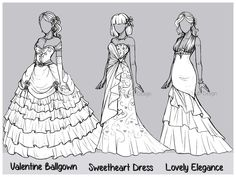 1. Valentine Ballgown : 9$ / 900 pts = 7$ / 700 pts (DISCOUNTED ) 2. Sweetheart Dress : 8$ / 800 pts = 6$ / 600 pts ( DISCOUNTED ) 3. Lovely Elegance : CLOSE -----------------------------...