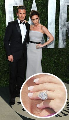 Celebrity Engagement Rings: Jennifer Aniston, Kate Middleton, Angelina Jolie & More | Weddings