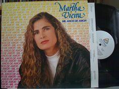 Lp Vinil - Martha Vieira - Mil Anos de Amor - http://www.infinityclassic.com.br/produtos/lp-mpb/lp-vinil-martha-vieira-mil-anos-de-amor/