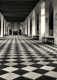 Chateau de Chenonceau gallery #GISSLER #interiordesign