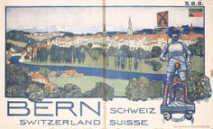 Bern, 1906, Emil Cardinaux, http://www.posterconnection.com/auctions/auction_36/36_view.shtml