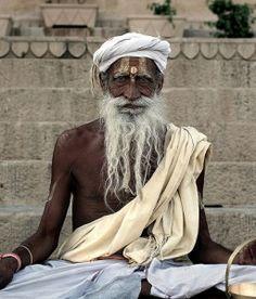 Faszinierende Menschen in Indien