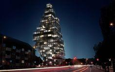 Stackable Sky Village High Rise in Copenhagen