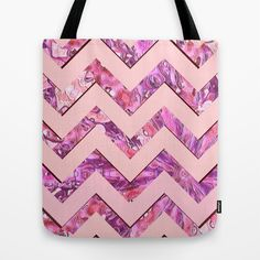 Girly Pink Tote Bag by gretzky - $22.00