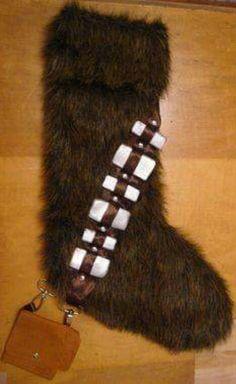 ~Chewbacca stocking~