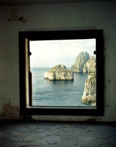 Ocean Portal, Isle of Capri, Italy