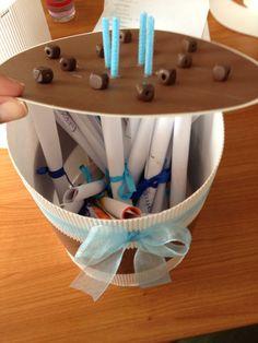 Δωρα- τούρτες γενεθλίων! by Elissabet Alexiou