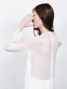 White, graphic minimalism inspiration.